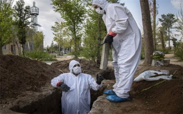 دورقمی شدن آمار فوت تهرانی ها
