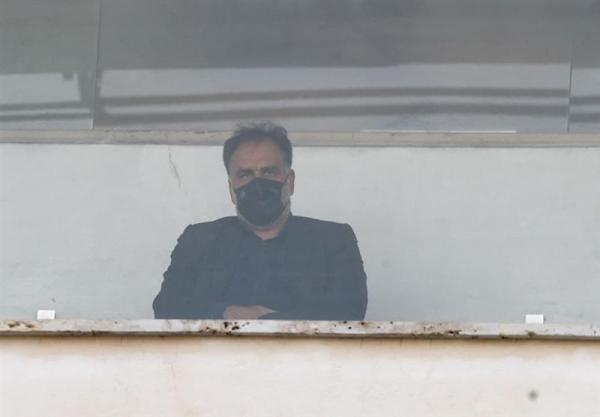 حضور مدیرعامل مستعفی در باشگاه استقلال!