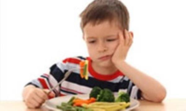 تنفر بچه ها از بعضی غذاها